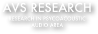 AVS RESEARCH